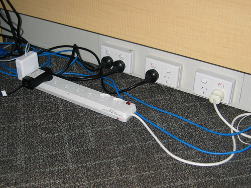 Power outlet placement | by Stephen Edmonds