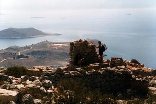 Halki crusader castle