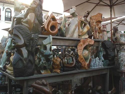 Feira Artesanato Rio Das Ostras ~ Feira de artesanato em pedra sab u00e3o Ouro Preto MG Flickr Photo Sharing!