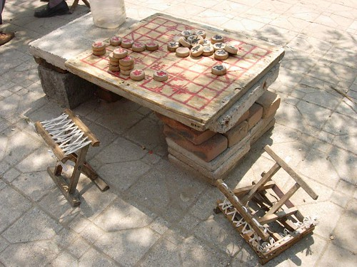 Chess and Chessboard