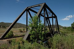 Disused Railroad Bridge, Highway of Legends, Southern Colorado