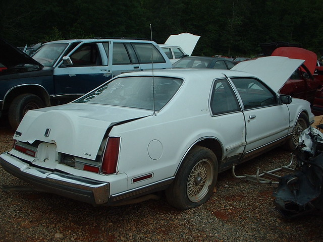1990 Lincoln LSC for Sale http://www.flickr.com/photos/forwardlookguy/157671809/