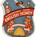 english honey label