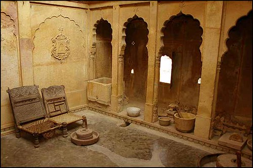 One Plus One >> An old kitchen at one of the Haveli | Flickr - Photo Sharing!