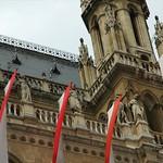 Rathaus (Town Hall) - Vienna, Austria