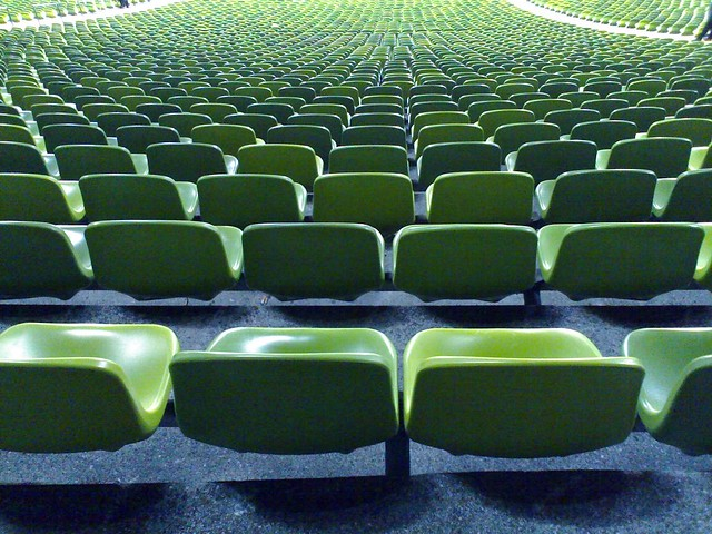 seats in green olympiastadium munich thank you for the c flickr photo sharing. Black Bedroom Furniture Sets. Home Design Ideas