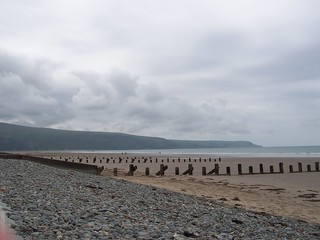Barmouth beach June 2006