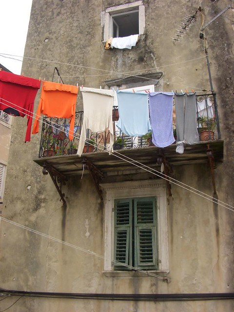 Korcula Clothes Line