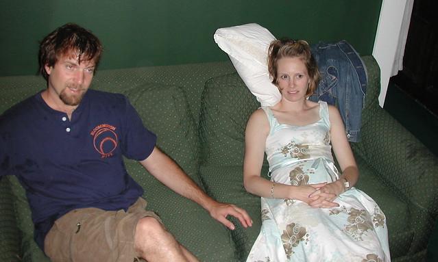 Scott & Justine
