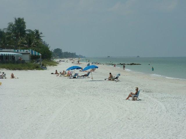 Quiet Beaches Florida Gulf