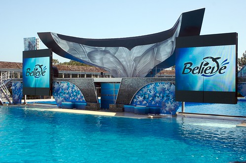 Shamu Stadium-Seaworld