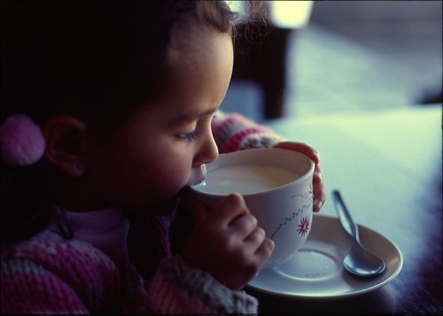 ~ A Cup of Hot Chocolate
