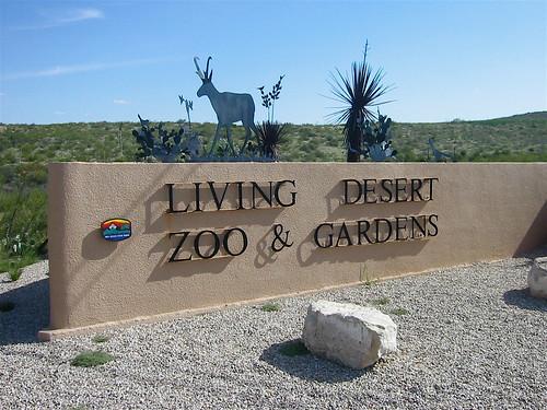 Gardens To Living Desert Zoo And Gardens
