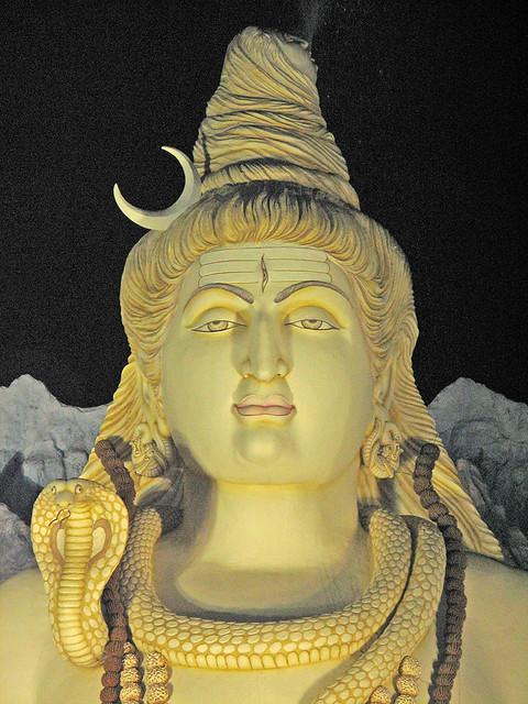1. Rudra was born from Brahmaa's tears
