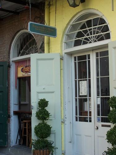 Faulkner House Books, New Orleans