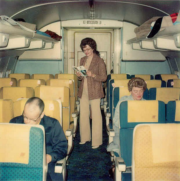 United Airlines, 1976