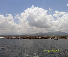 A view of Port of Ormoc from a distance