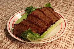 meal(0.0), pã¢tã©(0.0), produce(0.0), roast beef(0.0), food(1.0), dish(1.0), meatloaf(1.0), cuisine(1.0),