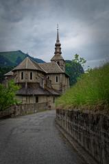 Haute Savoie - Abbaye d'Abondance