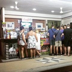 Full Moon Party tickets are selling quickly at Island Info Samui. Book as soon as possible to get your preferred departure time.