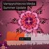 Vampyrohtechnix Media Summer update via #soundcloud. Recorded in #losangeles #California, 2015.   Special thanks to #VampireFreaks #lavf   More Vampyrohtechnix Media on #pintrest, #tumblr, #stumbledupon #reddit #reverbnation #vimeo, #youtube and #twitter