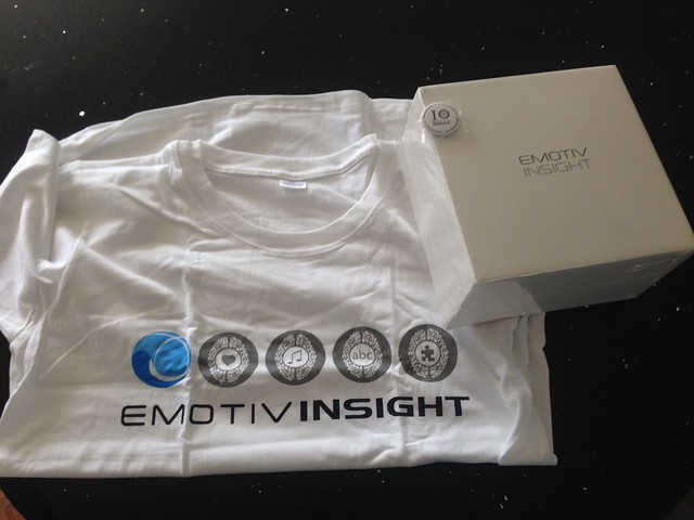 Emotiv insight has arrived