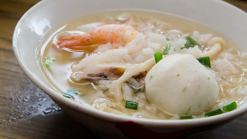 Seafood Porrige