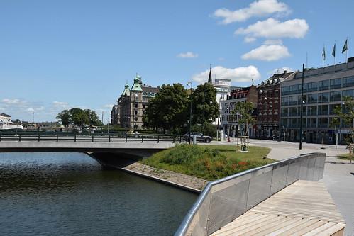 Malmö - City view