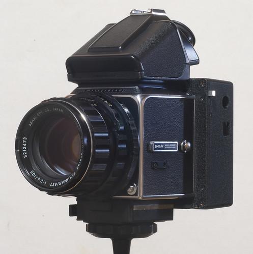 TAKUMAR 6×7 105mm f2.4