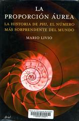 Mario Livio, La proporción áurea