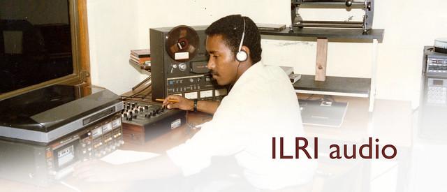 ILRI audio banner