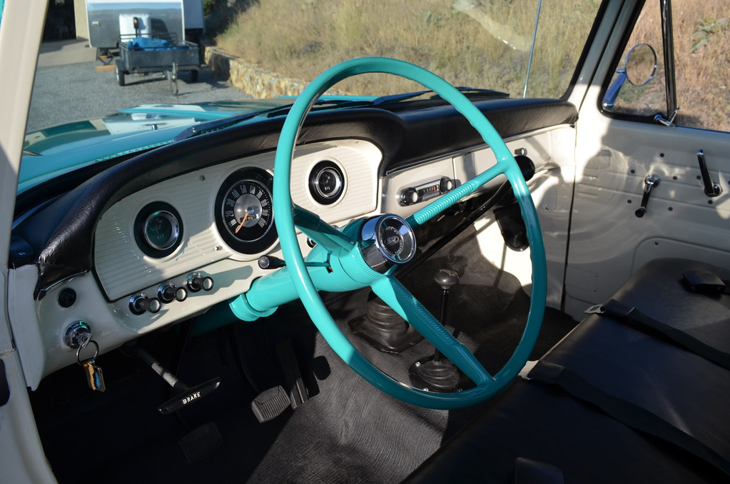 66 f100 dash pictures to pin on pinterest