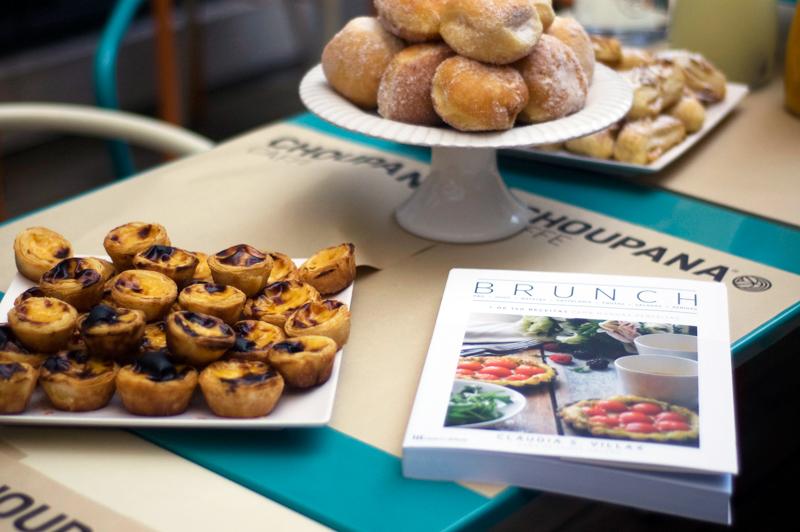 Livro Brunch, Choupana Caffé