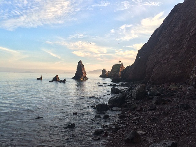 Red Rock Island