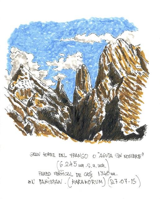 Gran Torre del Trango (6.245 m.s.n.m.)
