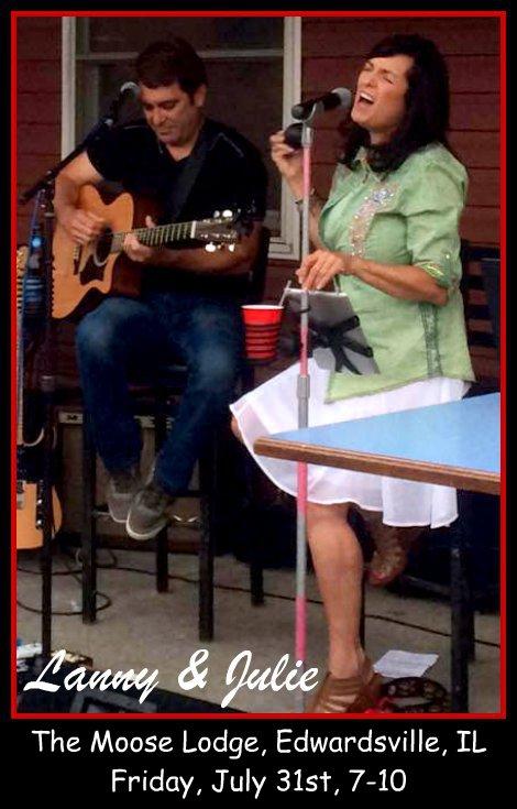 Lanny & Julie 7-31-15