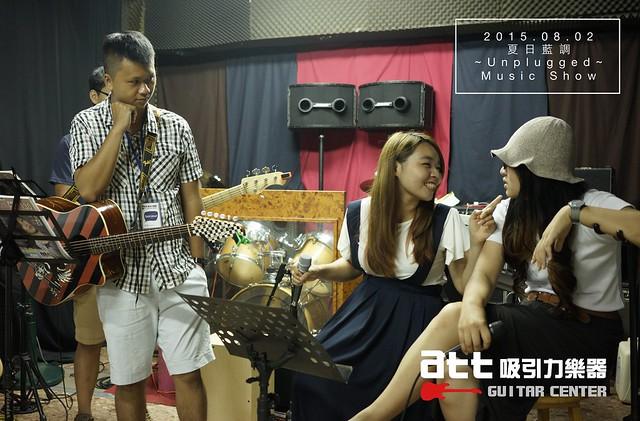 att吸引力樂器|夏日藍調~Unplugged~ Music Show