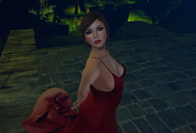 Miss Scarlett......
