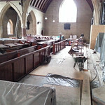 Church renovations 2015