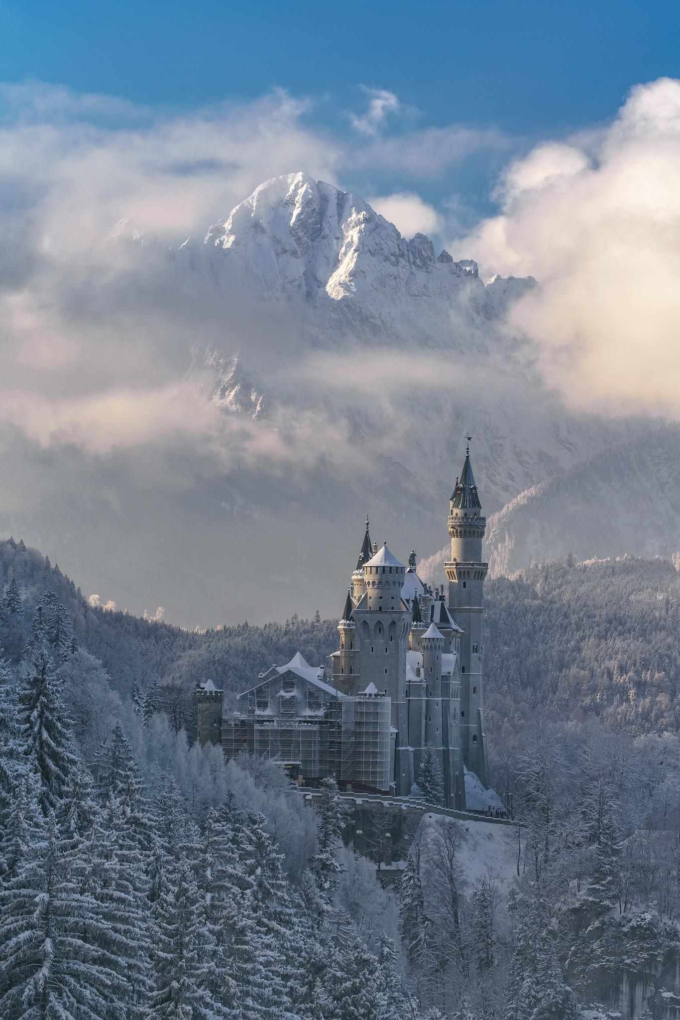 Winter Fairytale - Flickr Top25 2017 -