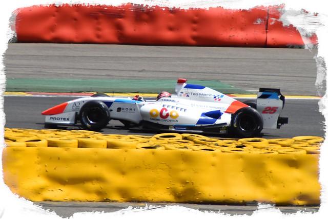 Photo auto de course