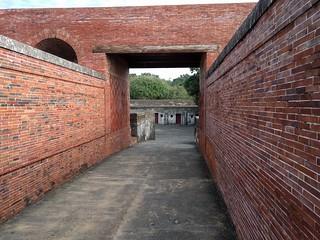 Изображение Cihou Fort. taiwan