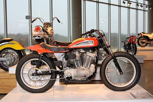 Classic XR 750, Barber Museum Alabama