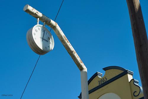 Canowindra shop clock