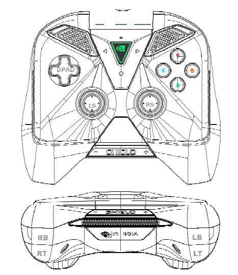 Nvidia Shield Portable 2nd gen