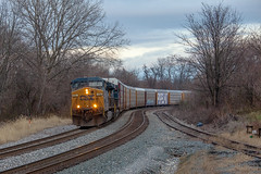 CSX Q249 - Shenandoah Junction, WV