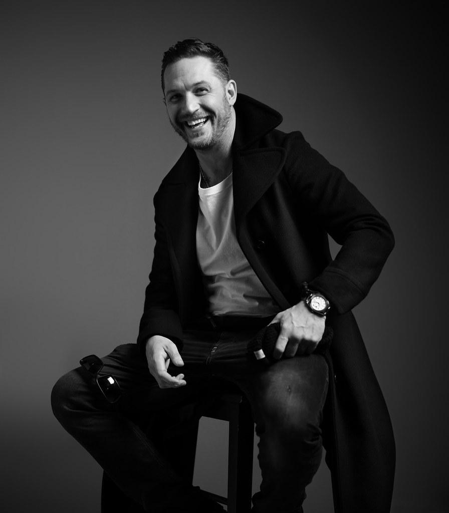 Том Харди — Фотосессия для «Esquire» UK 2017 – 32