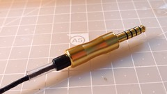 4.4mm5Poles-Plug