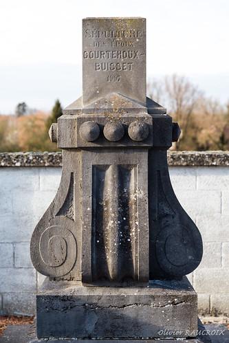 Cimetière de Merbes-Le-Chateau