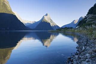 New Zealand Milford Sound